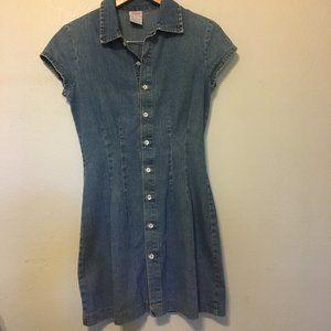Vintage Bongo Denim Dress